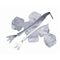 "Fox Run - Stainless Steel 6.5"" Ice Tongs"