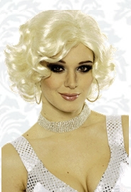 Franco - Blonde Hollywood Starlet Wig