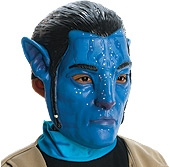Avatar Jake Sully 3/4 Vinyl Child Mask
