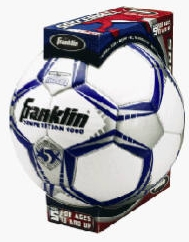 Franklin - Size 4 Competition 1000 Soccer Ball