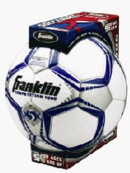 Franklin - Size 5 Competition 1,000 Series Soccer Ball