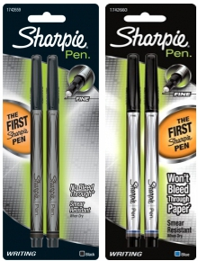Sharpie - 2 CT Fine Point Pen