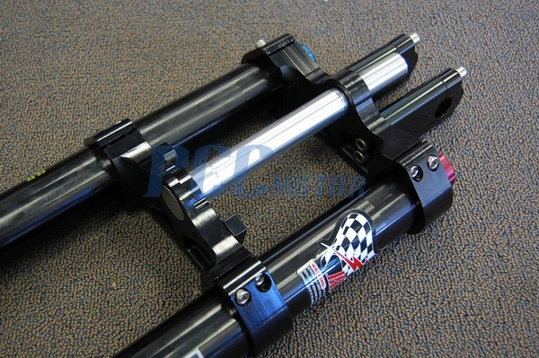 FASTACE FORKS SET AS-03 XR/CRF50 50 KLX DNM Marzocchi with TREE