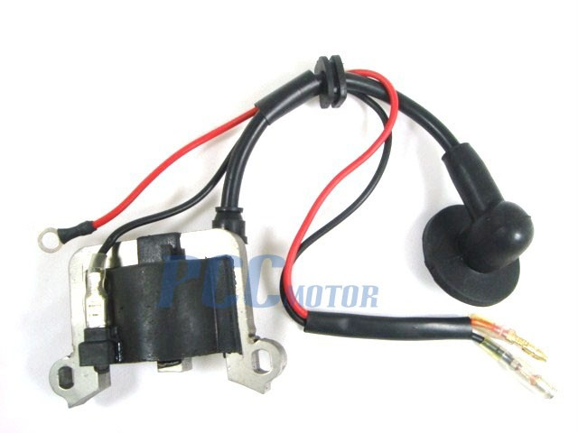 yhst 90588588207776_2270_111589733 ignition coil 2 stroke 49cc super pocket dirt bike co05 49cc pocket bike wiring diagram at gsmx.co