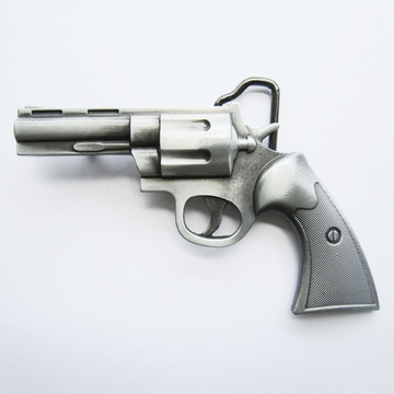 Belt Buckle (Fighter Revolver Gun)
