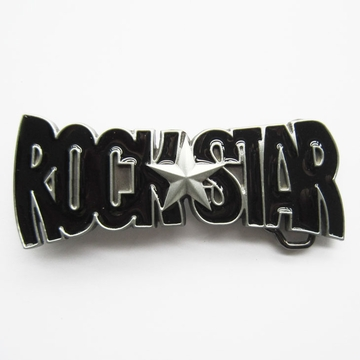 Belt Buckle (Black Rock)