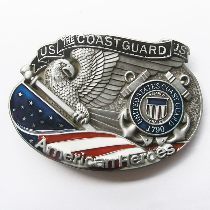 """United States Marine Corps Belt Buckle  3 1//8/""""   MADE IN USA"""