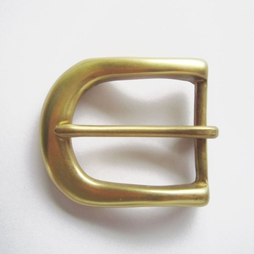 JEAN'S FRIEND New 1.58 inches 40 mm Solid Brass Pin Buckle BS001 Pin Belt Buckle