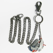 Wallet Key chain (Eagle American Pride Jeans Wallet Key Chain)