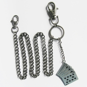 Wallet chain (Royal Flush Poker Cards Jeans Waist Wallet Key Chain)
