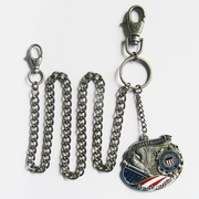 Wallet chain (Hero Coast Guard Jeans Waist Wallet Key Chain)
