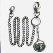 Wallet Chain (Saint Christopher Waist Wallet Chain)
