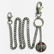 Wallet chain (Celtic Iron Cross Jeans Waist Wallet Key Chain)