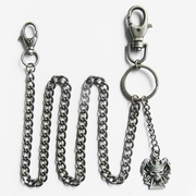 Wallet chain (Royal Flush Poker Skull Wallet Key Chain)
