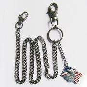 Wallet chain (Eagle W American Flag Wallet Chain)