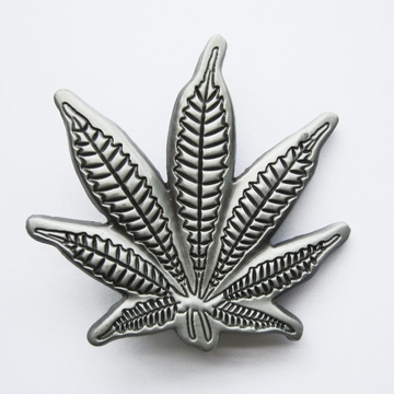 New Vintage Lucky Leaf Belt Buckle Gurtelschnalle Boucle de ceinture BUCKLE-MU109AS