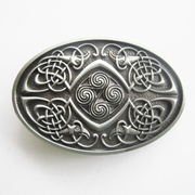 New JEAN'S FRIEND Original Celtic Legend Phoenix Vintage Oval Western Belt Buckle