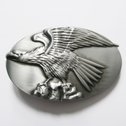 New Vintage Original Eagle On Stone Western Belt Buckle Gurtelschnalle Boucle de ceinture