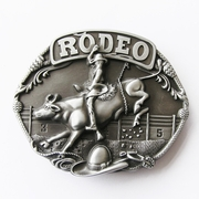 New Western Rodeo Race Cowboy Belt Buckle Gurtelschnalle Boucle de ceinture