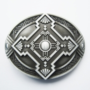 New Vintage Classic Oval Celtic Knot Southwest Belt Buckle Gurtelschnalle Boucle de ceinture
