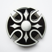 New Enamel Round Celtic Cross Vintage Belt Buckle Gurtelschnalle Boucle de ceinture