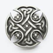Jeansfriend New Original Celtic Knot Cross Vintage Belt Buckle