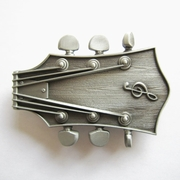 New Vintage Original Guitar Music Belt Buckle BUCKLE-MU044AS