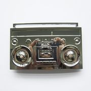 Belt Buckle (Original Music Boom Box)