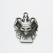 Pendant (Original Emo Skull Royal Flush Poker)