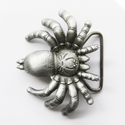 New Vintage Sculpting Spider Belt Buckle Gurtelschnalle Boucle de ceinture