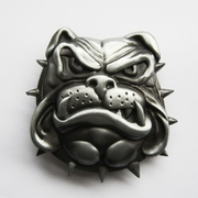 New Vintage England British Bulldog Animal Belt Buckle Gurtelschnalle Boucle de ceinture