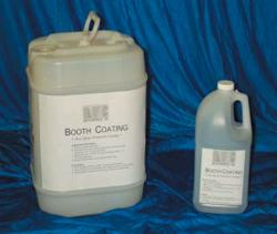 "AFC BOOTH COAT - <B>CLEAR </B>-- 5 GAL<BR> <FONT SIZE=""1""><i>[AFBC-5C]</i></FONT SIZE=""1"">"