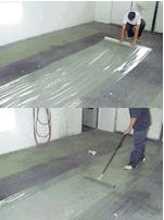 "ROLL SELF ADHESIVE SPRAY BOOTH FLOOR COVER FILM - 48"" X 200' <BR> <FONT SIZE=""1""><i>[RB421]</i></FONT SIZE=""1"">"
