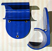 Solar Reel Clamp for Splash Pools