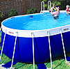 Legend 12' x 23' Pool - Blue