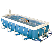 SuperStream 9x17x4 Pool