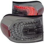 FJ Cruiser CG Smoke LED Tail Lights 07-2014