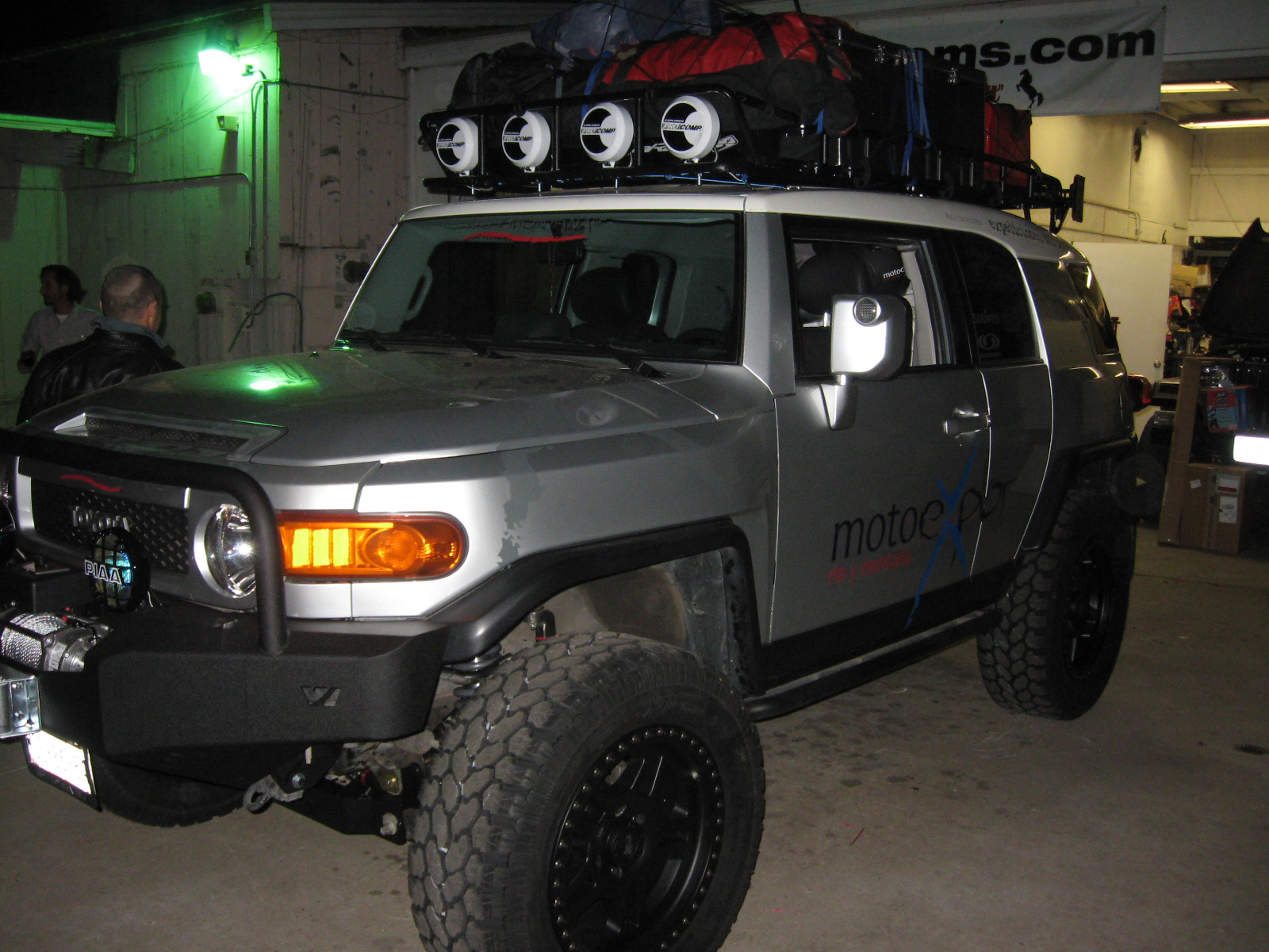 "Pro Comp Lift Kit >> FJ Cruiser Pro Comp 5.5"" Lift Kit 07-2014"