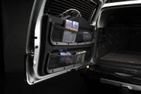 FJ Cruiser Rear Door Storage 07-2014