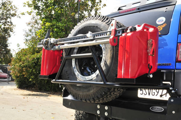 Fj Cruiser Swing Out Can Carrier