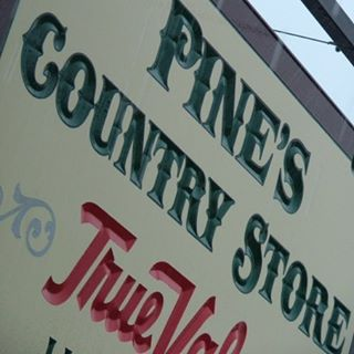 Pine's Country Store, Indian Lake, NY