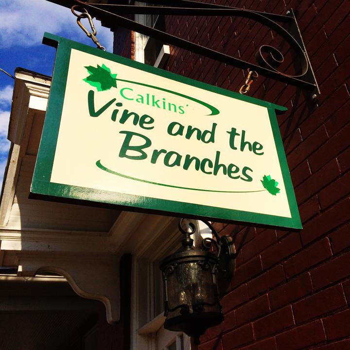 Calkins Vine and the Branches, Lititz, PA