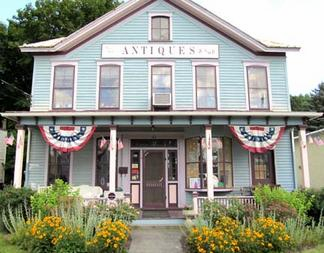 Miss Elly's Antiques & Such, Hawley, PA