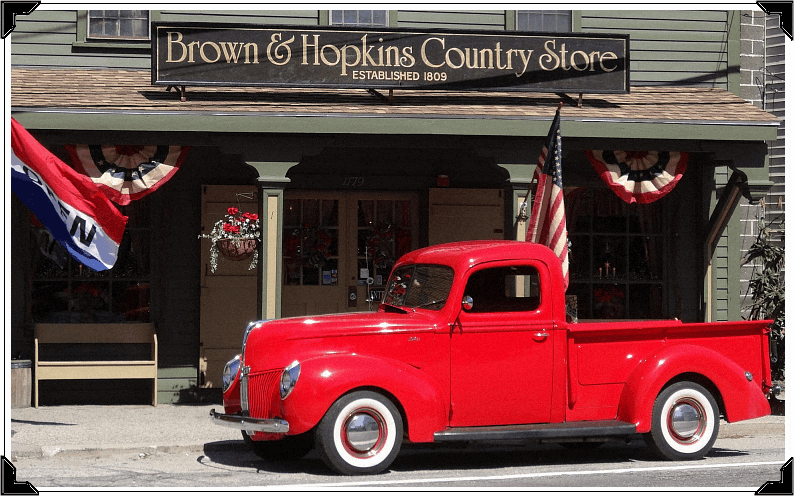 Brown & Hopkins, Chepachet, RI