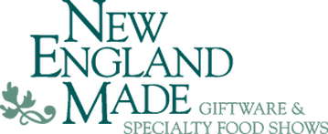 NEW ENGLAND MADE GIFTWARE & SPECIALTY FOOD SHOWS - March 14-16, 2020 and Sept. 22-23, 2020