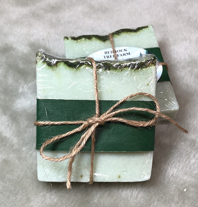 WRAPPED SOAP