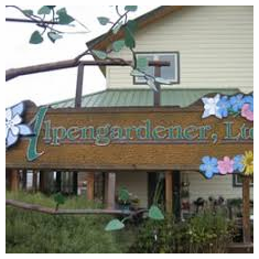 The Alpengardener, Crested Butte, CO