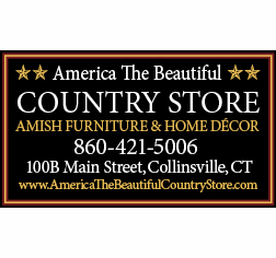 America the Beautiful Country Store, Collinsville, CT