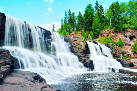 Gooseberry Falls State Park, Two Harbors, MN