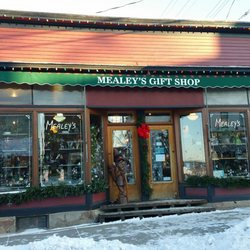Mealey's Gift & Sauna Shop, Ely, MN